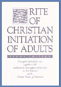 Rite of Christian Initiation of Adults - Study Edition