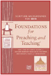 Foundations for Preaching and Teaching